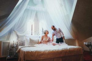 свадьба в будни - только плюсы