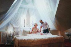 Свадьба в будни в Малиновой слободе