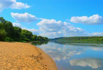 отпуск на природе, отдых на природе в нижегородской области